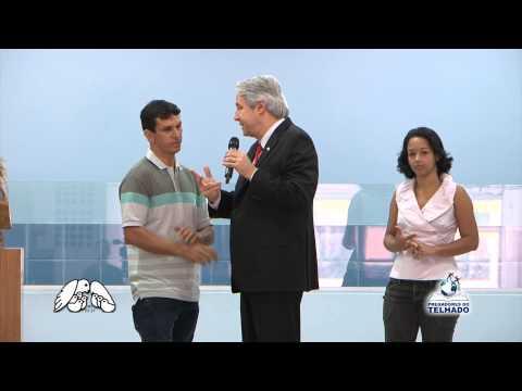 TESTEMUNHO DE PAZ E VIDA CURA E LIBERTAÇÃO