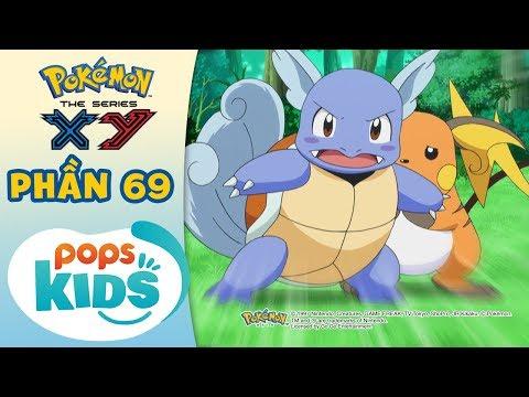 Tổng Hợp Hành Trình Thu Phục Pokémon Của Satoshi - Hoạt Hình Pokémon Tiếng Việt S18 XY - Phần 69 - Thời lượng: 1:04:53.