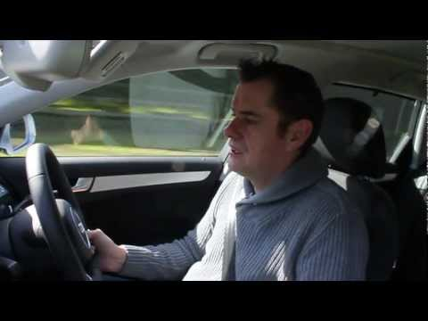 The new Audi A4 Avant Review