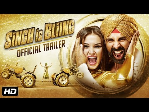 Singh Is Bliing | Official Trailer | Akshay Kumar | 2nd October