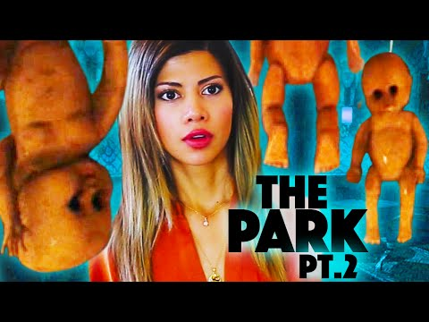 HORROR SWEATS CONTINUE [WARNING: GRAPHIC] - The Park Pt.2