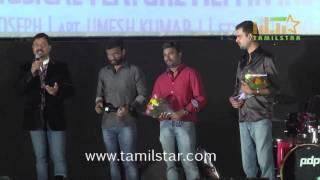 Vaanavil Vaazhkai Movie Audio Launch Part 1