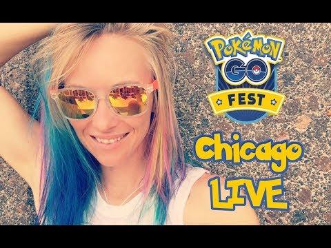 POKEMON GO LIVE FROM GO FEST
