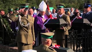 Żołnierskie mogiły. Cmentarz Wojenny w Mielnikach