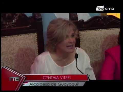 Dirección Municipal de la Mujer, grupo Difare y Telepizza firmaron convenio de cooperación
