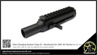 Hephaestus New Charging System (Type B - Aluminum) for GHK AK Series