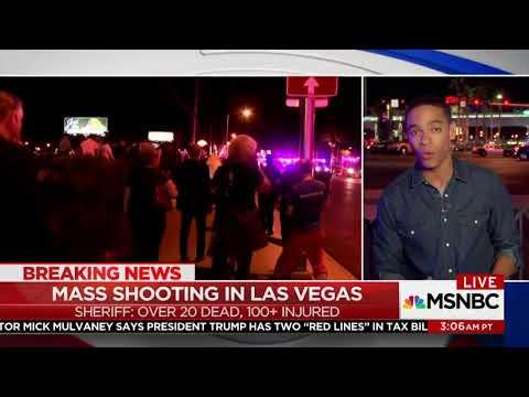 Las Vegas Shooting Suspect Identified   MSNBC