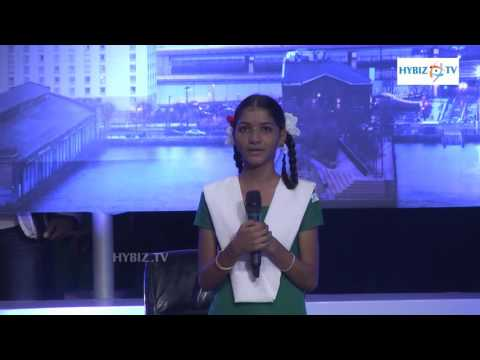 , Mounika Student-Cyient Digital Center anniversary