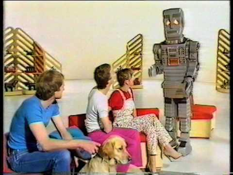Blue Peter - Marvin The Paranoid Android