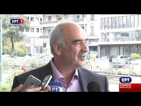Ευ. Μεϊμαράκης: Η μέρα ανήκει στον κ. Τσίπρα