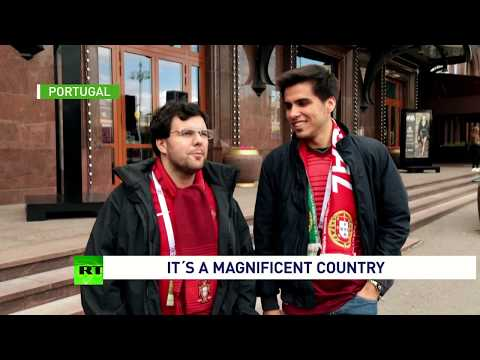 'Russia feels like home': Fans on Confed Cup experience
