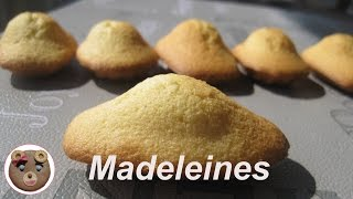 Les madeleines parfaites