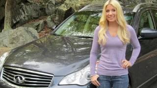 Roadfly.com - 2010 Infiniti EX35 SUV Road Test&Review