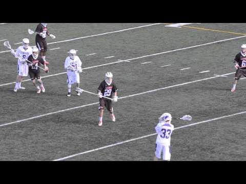 Boys Lacrosse Landon vs. Gonzaga 4/9/2013