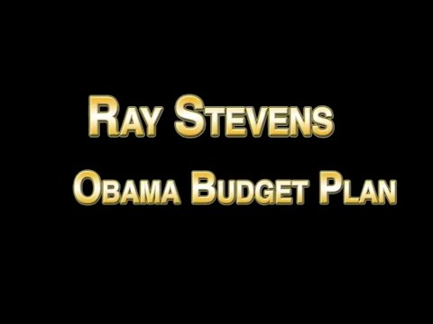 raystevensmusic - http://www.raystevens.com https://www.facebook.com/raystevensmusic1707 Unhappy about Obama's budget? for the new album or single.
