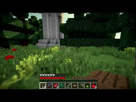 The Second Minecraft Hunger Games! Part 1 - Strong Alliances Video