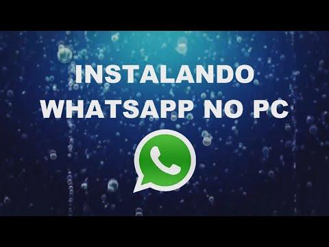 Baixar whatsapp - Como baixar e instalar Whatsapp no Pc usando um Emulador de Android