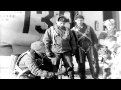 Marines Retreat, Chosin; C-119 Airdrop; Korean War, 12/1950 (full)