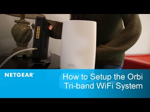 How to Setup your Orbi WiFi System | NETGEAR