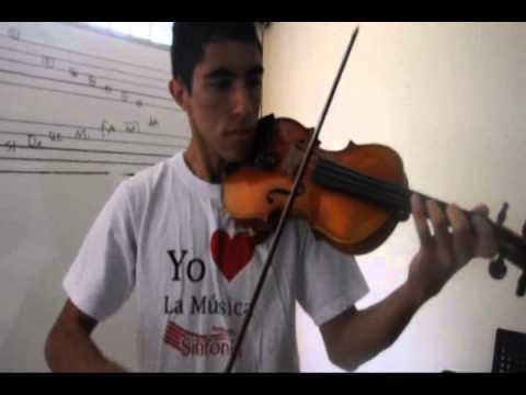 CURSO DE VIOLIN-SINFONIA ACADEMIA MUSICAL- CALI- COLOMBIA
