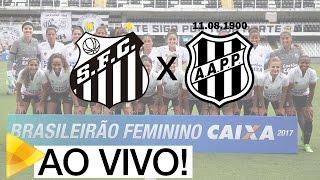 As Sereias entram em campo nesse domingo, 26 de março, pelo Campeonato Brasileiro. A partida será transmitida, ao vivo, pela Santos TV, diretamente do Estádi...