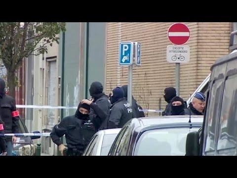 Νέες συλλήψεις υπόπτων για τρομοκρατική δράση στο Βέλγιο
