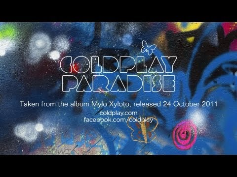 Coldplay – Paradise (Official)