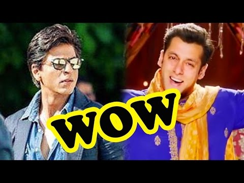 Double Treat For Salman Khan And Shah Rukh Khan Fa