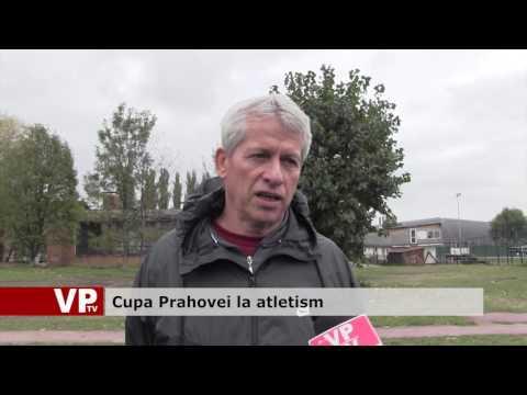Cupa Prahovei la atletism