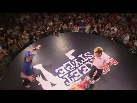 neymar vs sean garnier redbull street style