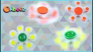 3D Orbeez Fidget SPINNER!! | Official Orbeez