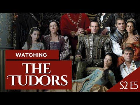 Watching the Tudors Season 2 Episode 5