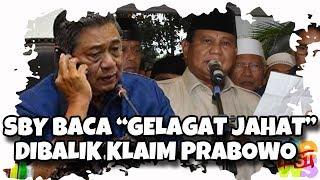 Video SBY Membaca 'G3l46at J4h4t' Di Balik Klaim Kemenangan Prabowo MP3, 3GP, MP4, WEBM, AVI, FLV April 2019
