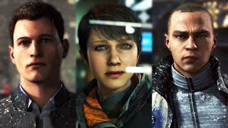 WHO WILL LIVE, WHO WILL DIE!? | Detroit:Become Human - Part 10 (END)
