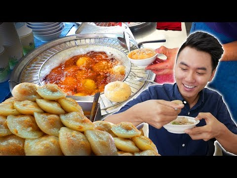 Ăn sập Đài Loan #10: Món lạ ở phố núi Nantou |Du lịch ẩm thực - Thời lượng: 18:20.