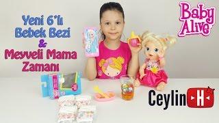 Video Baby Alive Canım Bebeğim Yeni Bebek Bezi ve Meyveli Mama Zamanı MP3, 3GP, MP4, WEBM, AVI, FLV November 2017
