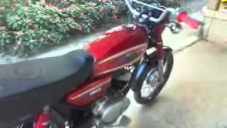 10. rs 100 yamaha pure stock 2000 model