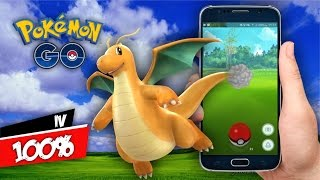 Perdemos um Dragonite IV 100% no Pokémon GO! by Pokémon GO Gameplay