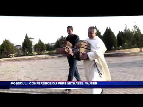 Le Père Michaeel Najeeb évoque la situation des chrétiens d'Orient