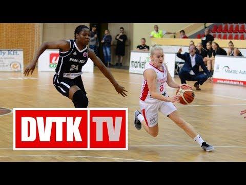 10. forduló: Aluinvent DVTK - PEAC-Pécs 50-69