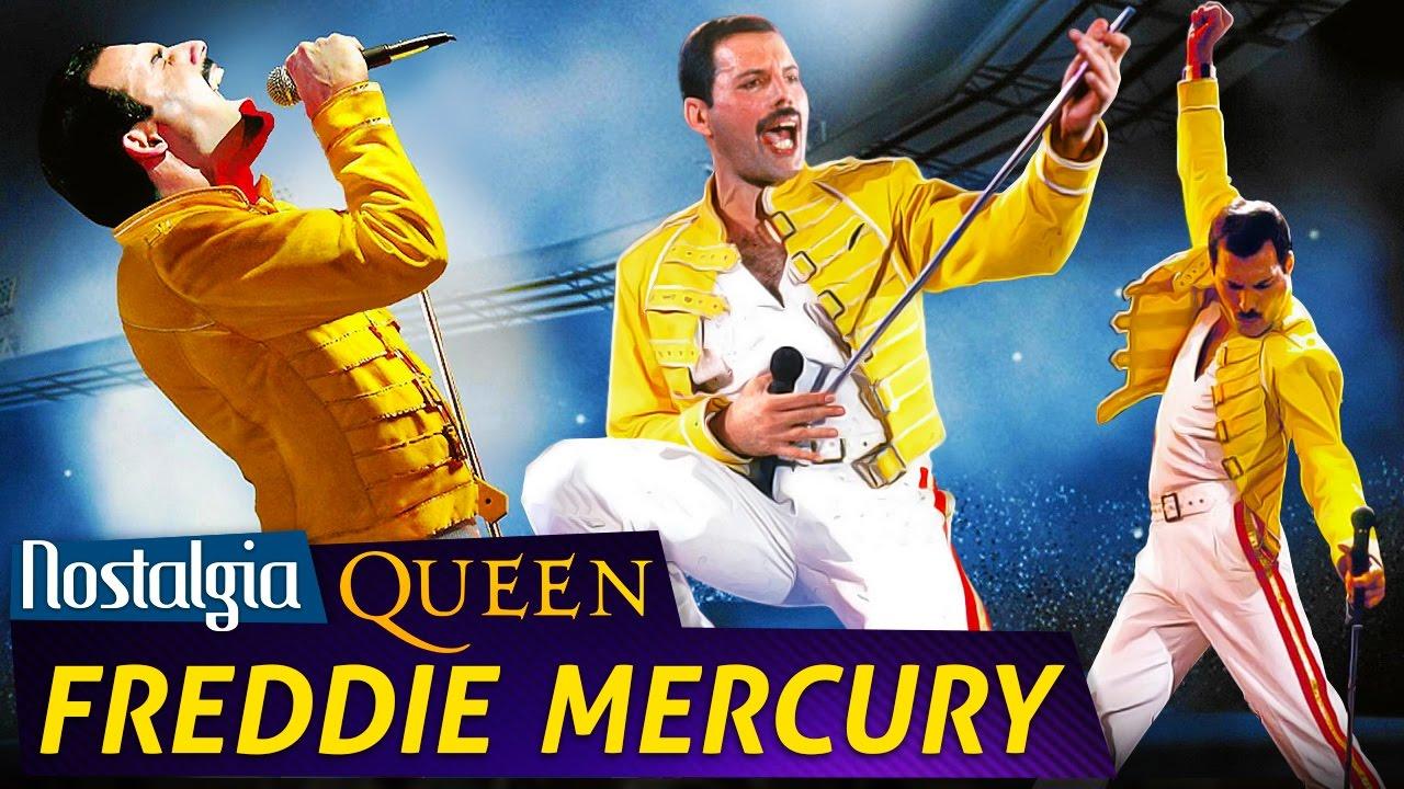 Nostalgia - Freddie Mercury (Queen)