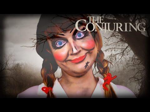 Beauty - Annabelle the Conjuring make up tutorial wird heute zu Halloween geschminkt:D İch würde mich über positive Bewertung freuen İch als Chucky: http://www.youtube.com/watch?v=2Uy1cpx4ksg İch...