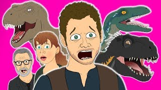 Nonton     Jurassic World Fallen Kingdom The Musical   Animated Parody Song Film Subtitle Indonesia Streaming Movie Download