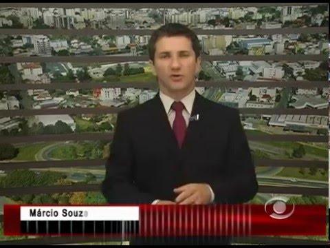 Motociclista fica ferido após queda no Bairro Languiru, em Teutônia