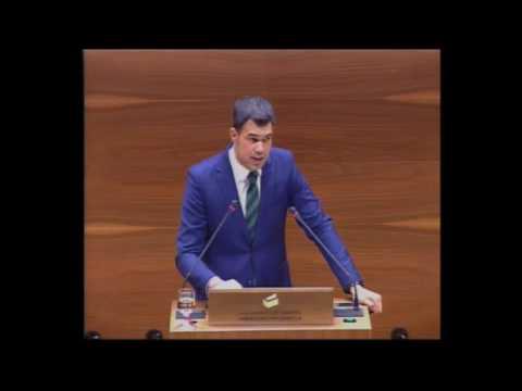 """Javier García, ante la propuesta de I-E de desmantelar el Polígono de Tiro de Bardenas: """"El Parlamento no tiene competencias"""""""