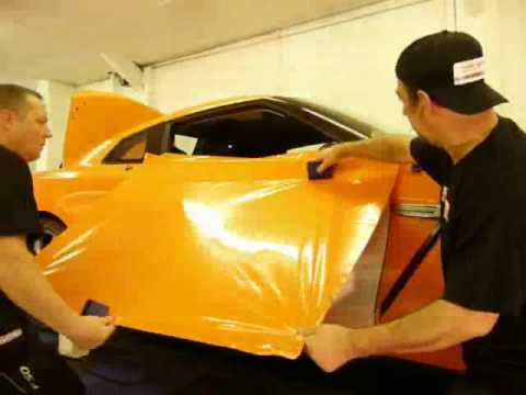 Car Skinz GTR Wrap