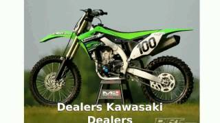 8. 2012 Kawasaki KX 100  motorbike superbike