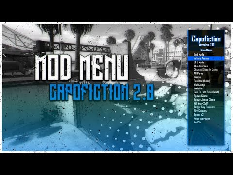 BO2 - GSC] MOD MENU CAPOFICTION 2 0 Dex & Cex + Téléchargement : BY