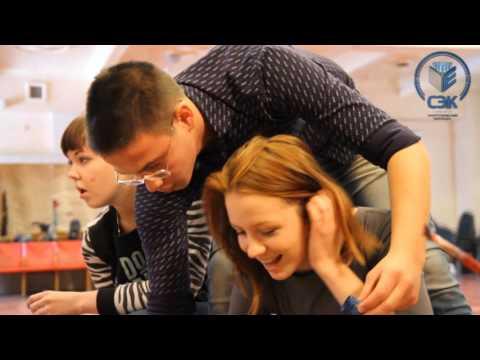 Репетиции Посвящения в студенты 2015