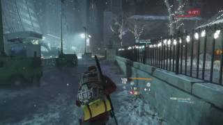 The Division SURVIVAL PVP Extraction Attack